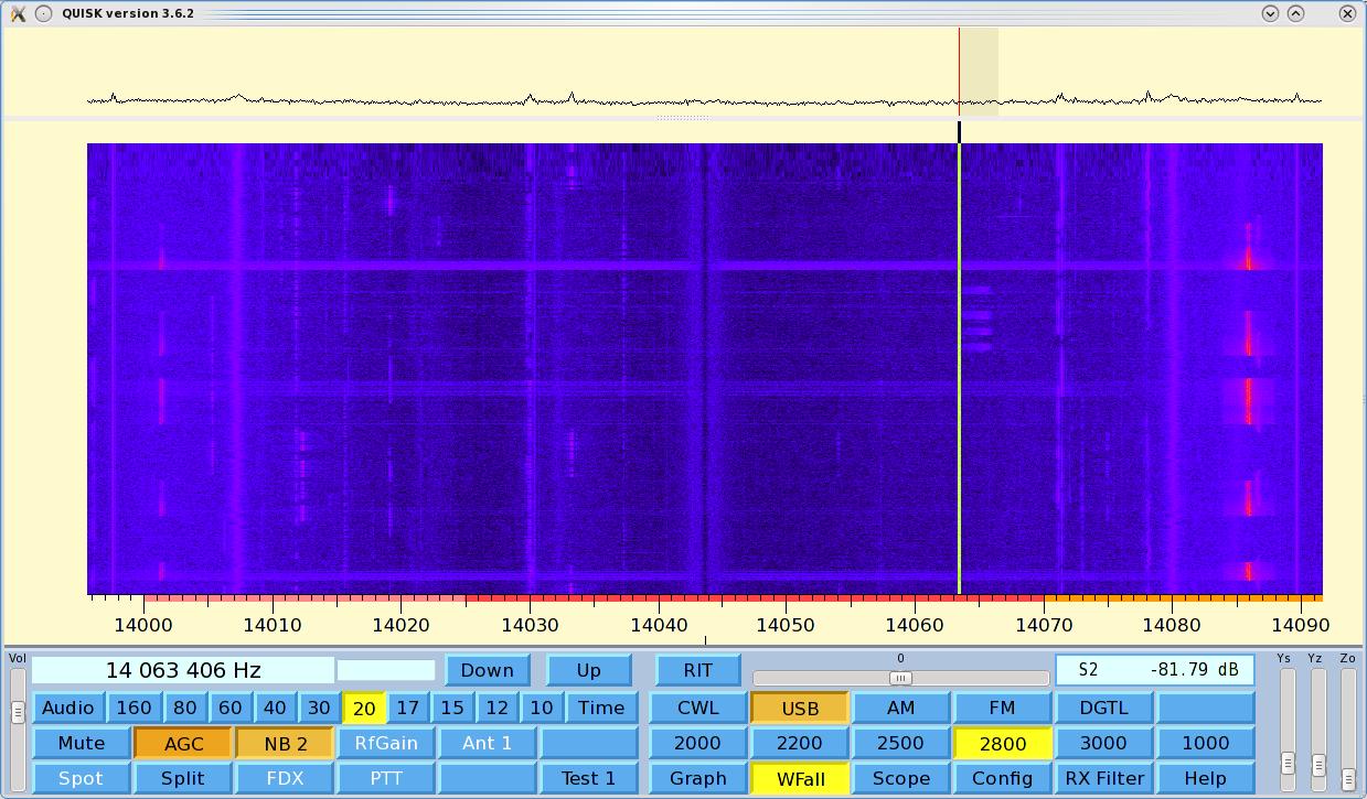 Ham Radio Software On Centos Linux Worlds Smallest Hf Receiverquot Kn0ck Integrated Rtlsdr Upconverter